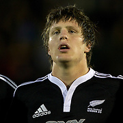 Sean Polwart, New Zealand,  during the Australia V New Zealand Final match at the IRB Junior World Championships in Argentina. New Zealand won the match 62-17 at Estadio El Coloso del Parque, Rosario, Argentina,. 21st June 2010. Photo Tim Clayton..