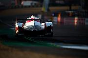 June 13-18, 2017. 24 hours of Le Mans. Toyota Gazoo Racing, TSO50