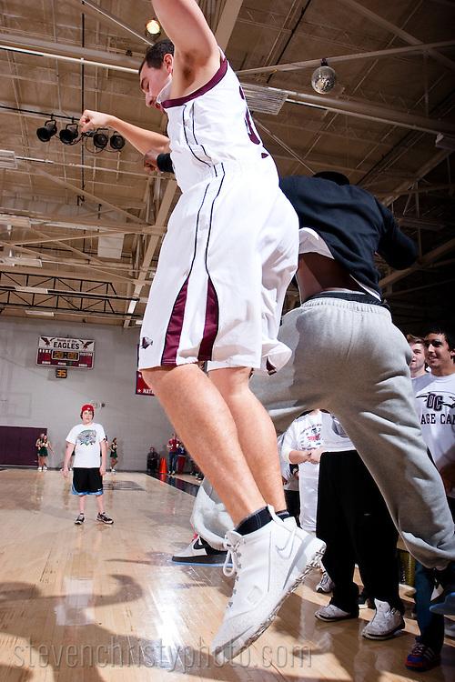 OC Men's Basketball vs Oklahoma Baptist.December 4, 2008
