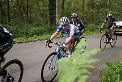 Coralie Demay at Boels Rental Ladies Tour Stage 5 a 141.8 km road race from Stamproy to Vaals, Netherlands on September 2, 2017. (Photo by Sean Robinson/Velofocus)