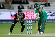 Jacques Kallis during the ICC World Twenty20 Cup match between the New Zealand Black Caps and South Africa at Lord's Cricket Ground, London, England, 9 June, 2009. Photo: PHOTOSPORT