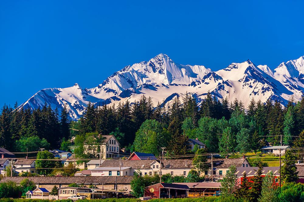 Haines, Alaska USA.