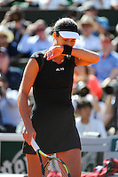 Ana IVANOVIC - 04.06.2015 - Jour 12 - Roland Garros 2015<br />Photo : Nolween Le Gouic / Icon Sport