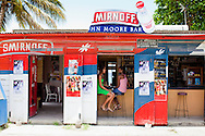 The John Moore Rum Shot located near Holetown on Barbados' Gold Coast has hosted everyone from neighborhood folk to movie stars to the Prime Minister.