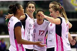 15-10-2016 ITA: Imoco Volley Conegliano - Savino Del Bene Scandiddi, Treviso<br /> Conegliano verliest in eigen huis met 3-2 / Floortje Meijners<br /> <br /> ***NETHERLANDS ONLY***
