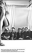 MarK Jacobs fashion show. New York. 1995. Film 8816f1f32<br />© Copyright Photograph by Dafydd Jones<br />66 Stockwell Park Rd. London SW9 0DA<br />Tel 0171 733 0108