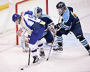 SLUH vs CBC HS hockey Challenge Cup finals