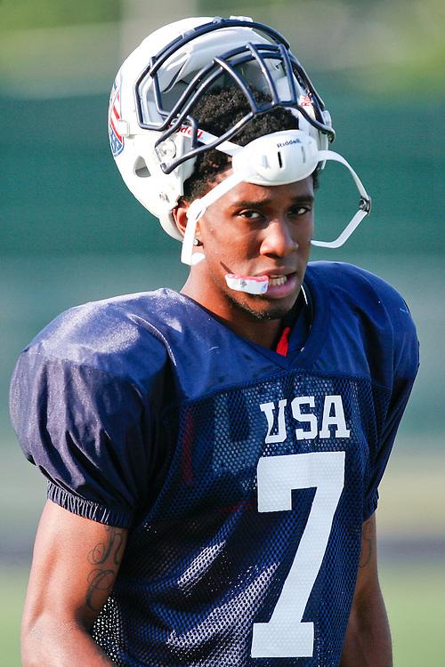 USA Football Practice