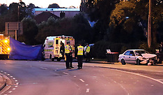 Auckland-A driver is dead after collision between two cars, Otahuhu