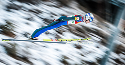 16.12.2016, Nordische Arena, Ramsau, AUT, FIS Weltcup Nordische Kombination, Skisprung, im Bild Philipp Orter (AUT) // Philipp Orter of Austria during Skijumping Competition of FIS Nordic Combined World Cup, at the Nordic Arena in Ramsau, Austria on 2016/12/16. EXPA Pictures © 2016, PhotoCredit: EXPA/ JFK
