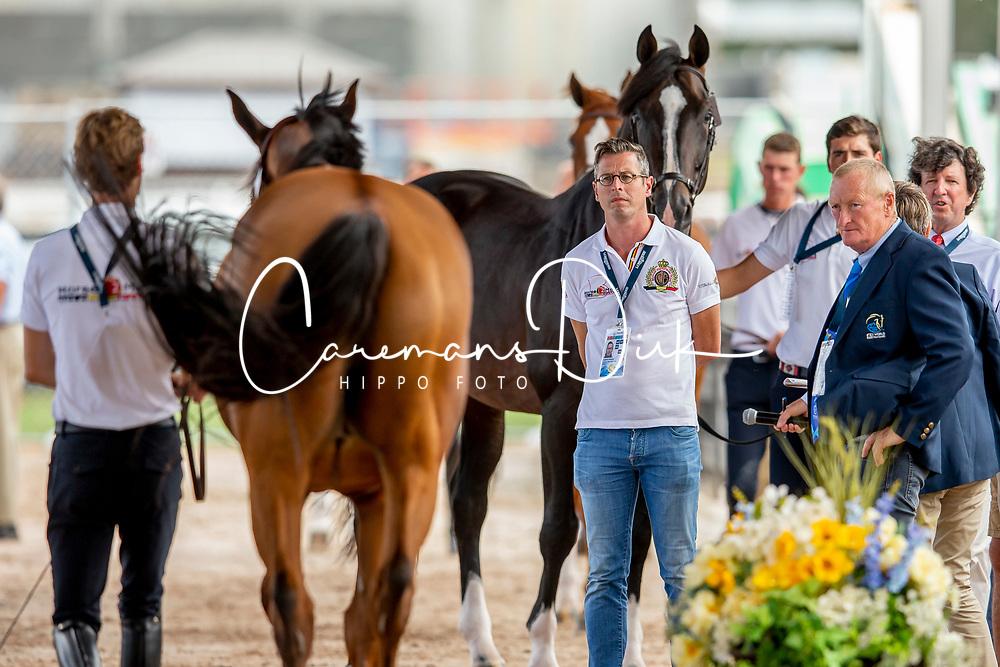 Bruyninx Frederik, BEL, <br /> World Equestrian Games - Tryon 2018<br /> © Hippo Foto - Sharon Vandeput<br /> 17/09/2018