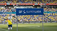 Klar til kampen i 3F Superligaen mellem Brøndby IF og Silkeborg IF den 14. juli 2019 på Brøndby Stadion (Foto: Claus Birch)
