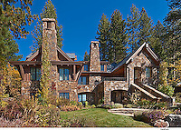 Residential Home Brink Construction 915 Lakeshore, Incline Village, Lake Tahoe, Nv