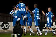 Cambridge United FC 2-2 Stockport County FC 6.10.11