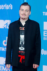 Shirak attend the MTV Europe Music Awards held at the Bilbao Exhibition Centre, Spain on November 4, 2018. Photo by Archie Andrews/ABACAPRESS.COM