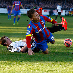 Dover v Crystal Palace | FA Cup | 4 January 2015