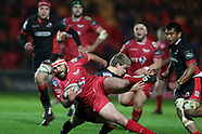 240317 Scarlets v Edinburgh Rugby