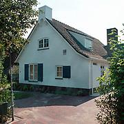 Rotondeweg 7 Blaricum, woning van Rolf Wouters