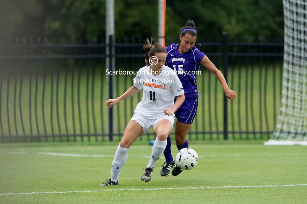 2015 Campbell University Women Soccer vs Albany