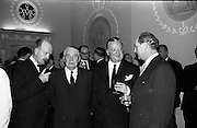 17/11/1964<br /> 11/17/1964<br /> 17 November 1964<br /> <br /> Mr J.C. B. McCarthy Sec Department of Commerce, Dr. T.A. McLaughlin Chair, Lord Killanin Director, And Mr Jack Lynch Minister for Industry and Commerce