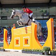 Luciana Diniz - Winningmood<br /> FEI European Championships 2013<br /> © DigiShots