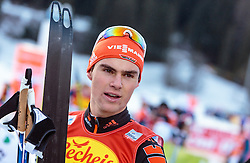 17.12.2016, Nordische Arena, Ramsau, AUT, FIS Weltcup Nordische Kombination, Langlauf, im Bild Vinzenz Geiger (GER) // Vinzenz Geiger of Germany during Cross Country Competition of FIS Nordic Combined World Cup, at the Nordic Arena in Ramsau, Austria on 2016/12/17. EXPA Pictures © 2016, PhotoCredit: EXPA/ JFK