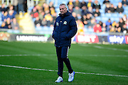 Paul Lambert on the pitch  during the The FA Cup Fourth Round match between Oxford United and Blackburn Rovers at the Kassam Stadium, Oxford, England on 30 January 2016. Photo by Dennis Goodwin.