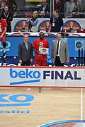 DESCRIZIONE : Milano BEKO Final Eigth 2015-16 Olimpia EA7 Emporio Armani Milano Sidigas Scandone Avellino<br /> GIOCATORE : Rakim Sanders<br /> CATEGORIA : postgame premiazione esultanza<br /> SQUADRA : Olimpia EA7 Emporio Armani Milano<br /> EVENTO : BEKO Final Eight 2015-2016 GARA : Olimpia EA7 Emporio Armani Milano Sidigas Scandone Avellino <br /> DATA : 21/02/2016 <br /> SPORT : Pallacanestro <br /> AUTORE : Agenzia Ciamillo-Castoria/G.Masi<br /> Galleria : Lega Basket A 2015-2016<br /> Fotonotizia : Milano Final Eight 2015-16 Olimpia EA7 Emporio Armani Milano Sidigas Scandone Avellino