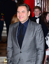 David Walliams attends the press night performance of 'I Can't Sing! The X Factor Musical' at the London Palladium, London, United Kingdom. Wednesday, 26th March 2014. Picture by Nils Jorgensen / i-Images