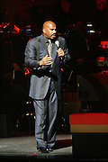 Steve Harvey at Apollo Theater 75th Gala Celebration hosted by Steve Harvey and held at The Apollo Theater on June 8, 2009 in the Village of Harlem, NYC