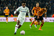 Callum Hudson-Odoi of Chelsea during the The FA Cup match between Hull City and Chelsea at the KCOM Stadium, Kingston upon Hull, England on 25 January 2020.