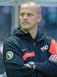 15.05.2010, Olympia Stadion, Berlin, GER, DFB Pokal Finale 2010,  Werder Bremen vs Bayern Muenchen im Bild  Thomas Schaaf ( Werder  - Trainer  COACH)..EXPA Pictures © 2010, PhotoCredit: EXPA/ nph/  Kokenge / SPORTIDA PHOTO AGENCY