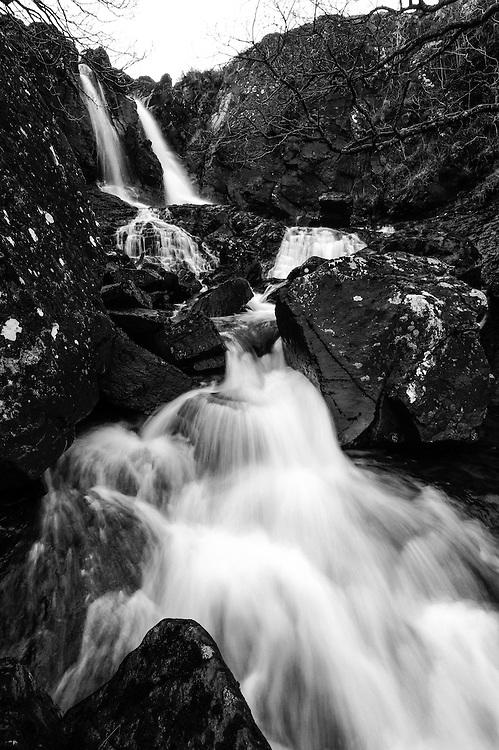 Eas Fors, Mull, Scotland