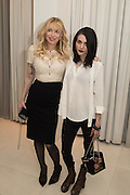 COURTNEY LOVE; FRANCES BEAN COBAIN Liberatum host A special 'In Conversation' event Courtney Love with Dylan Jones, As part of the Liberatum 'Women in Creativity' series<br /> St. Martins Lane hotel, London. 21st March 2016