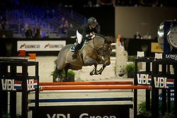 Thijssen Sanne, NED , Expert<br /> Jumping Indoor Maastricht 2017<br /> © Hippo Foto - Sharon Vandeput<br /> 12/11/17