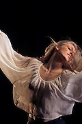 Dancer Samantha Hines