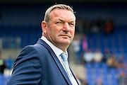 ZWOLLE - 18-09-2016, PEC Zwolle - AZ, MAC3park Stadion, 0-2, PEC Zwolle trainer coach Ron Jans