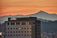 dawn Takayama Japan