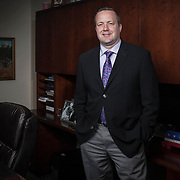Corey Stewart, Chairman, Prince William County Board of Supervisors, inside his Woodbridge office, on Monday, June 27, 2016.  Stewart chaired the Trump campaign in Virginia and is also a Virginia Gubernatorial candidate for 2017.  John Boal Photography