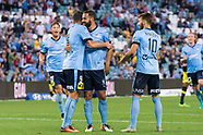 2016 A-League Sydney FC v Mariners