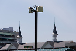 AT&T and Mobilitie have expanded coverage at Churchill Downs in preparation for Kentucky Derby 142, Monday, April 18, 2016.