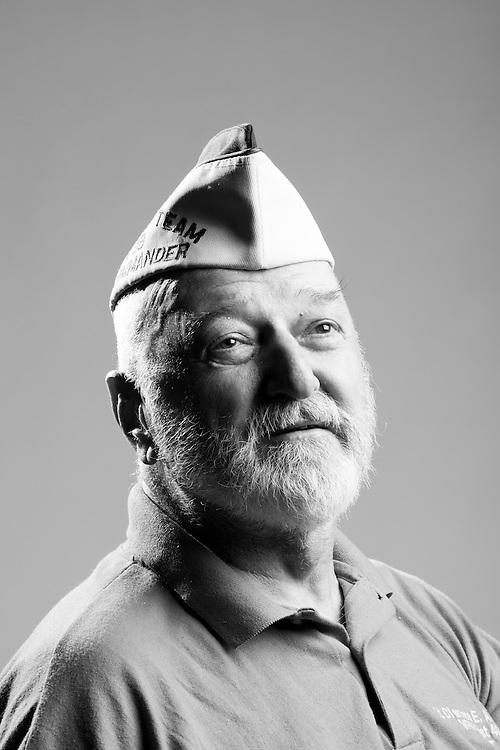Sanford L. Beshear<br /> Navy<br /> E-4<br /> NCIS<br /> Oct. 16, 1966 - Apr. 6, 1969<br /> Vietnam<br /> <br /> Veterans Portrait Project<br /> St. Louis, MO