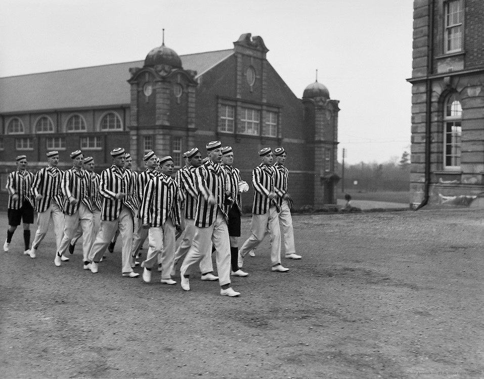 Royal Military College, Sandhurst, Surrey, England, 1932
