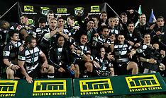Palmerston North- Rugby, ITM Cup Championship Final