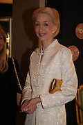 LADY BARBARA JUDGE,  Grosvenor House Art & Antiques Fair charity gala evening in aid of Coram Foundation. Grosvenor House. Park Lane. London. 14 June 2007.  -DO NOT ARCHIVE-© Copyright Photograph by Dafydd Jones. 248 Clapham Rd. London SW9 0PZ. Tel 0207 820 0771. www.dafjones.com.