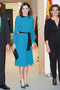 013119 Queen Letizia attends the Delivery of the 'Grants for Master's and Research Aid'