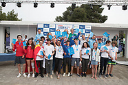 2018 EC Laser 4.7 Youth | Prize giving| Podium