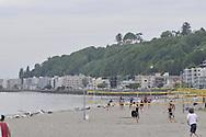 Alki Beach Park, Seattle, Washington, USA