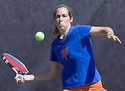 04-15-07 Boise, ID Boise State womens tennis vs. Portland State in the final regular seson home match. Senior day for Tiffany Coll.