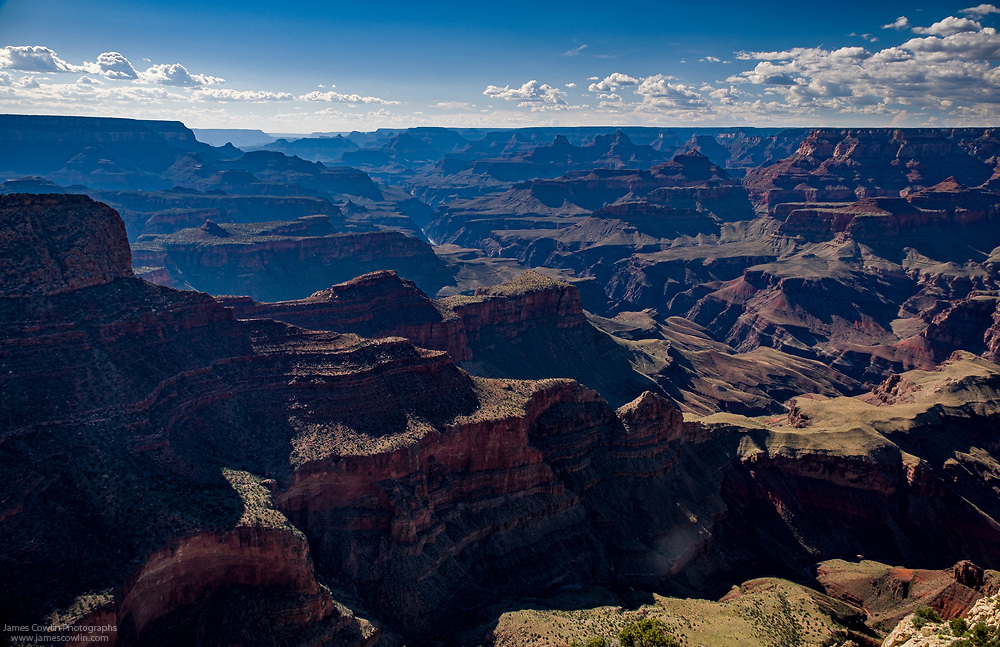 View of the Grand Canyon from Moran Point